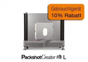 PackshotCreator R3 Gebrauchtsystem